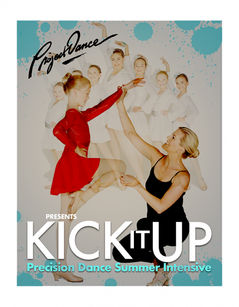 KICK IT UP » Project Dance